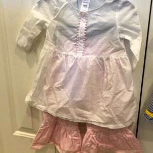 Carter's 18 month Spring outfit